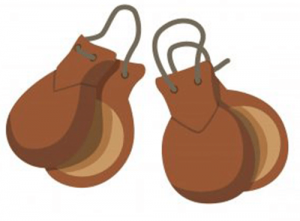castanets---instruments-in-english---english-for-kids