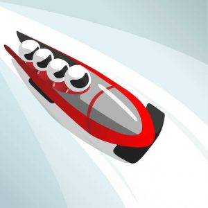 bobsleigh - names of sports - english for kids - lingokids