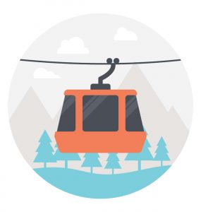 cable car - English for kids - Lingokids
