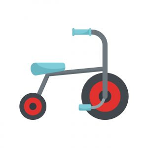 tricycle - English for kids - Lingokids
