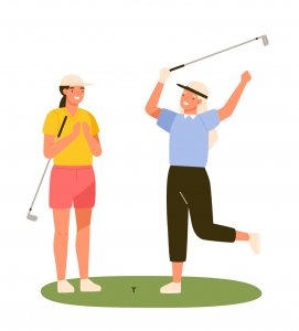 golf - names of sports - english for kids - ling </p srcset=