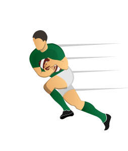 rugby - names of sports - english for kids - lingokids