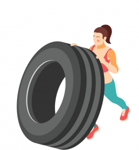 crossfit - names of sports - english for kids - lingokids