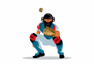 catcher - names of sports - english for kids - lingokids