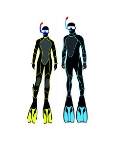 free diving - names of sports - english for kids - lingokids