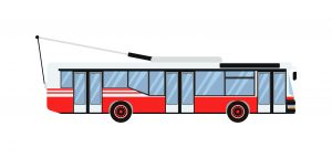 trolley bus - English for kids - Lingokids