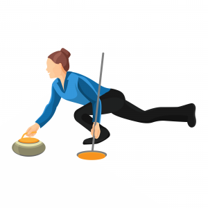curling - names of sports - english for kids - lingokids