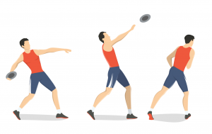 discus throw - names of sports - english for kids - lingokids