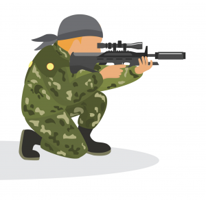 airsoft - names of sports - english for kids - lingokids
