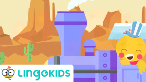 lingokids_song_I've Been Working on the Railroad