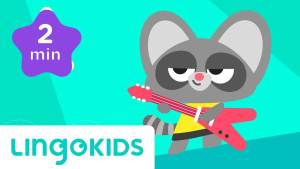 abc rock song to learn the alphabet - english for kids - lingokids