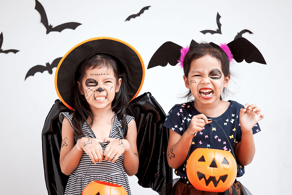 Celebrate Halloween at Home