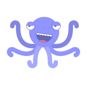 Octopus - Animals name
