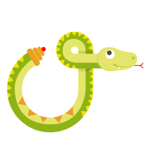 Snake - Animals name