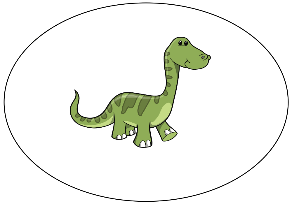 Five little dinosaurs - Auido book 1