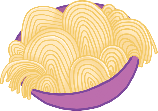 Spaguettis - Food