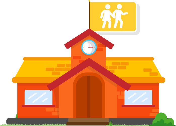 School - Places in town