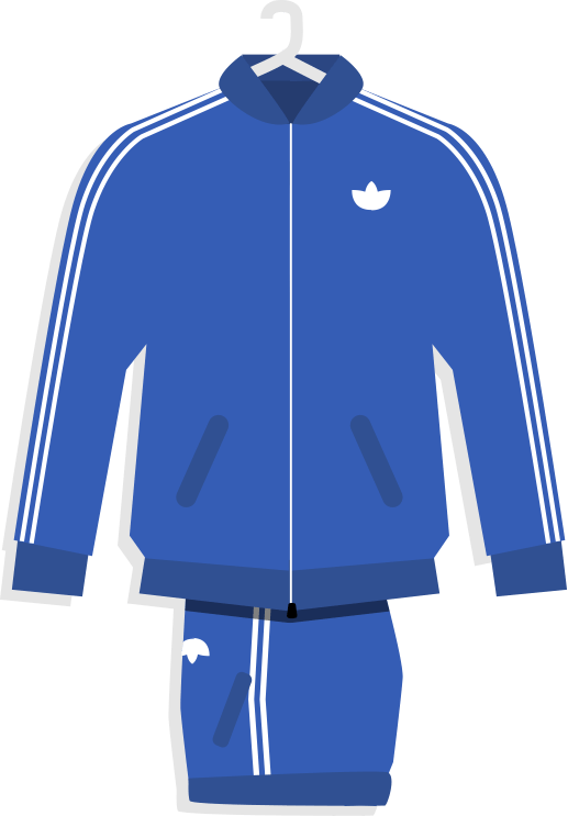 tracksuit - clothes