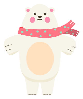 polar bear - animals