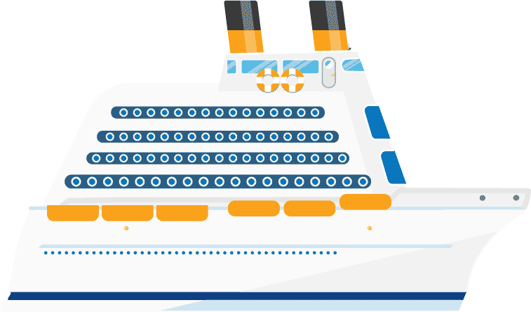 Cruise Ship - Modes of transport