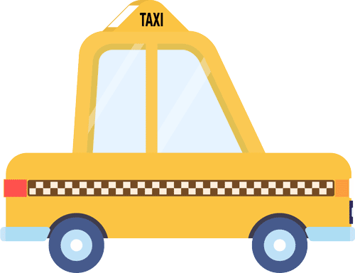 Taxi - Modes of transport