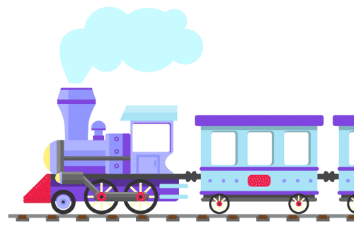 Train - Modes of transport