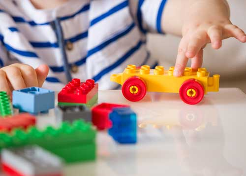 Build your own car - Activities to learn about means of transport