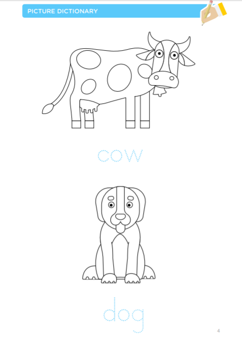 Farm animals printable 2