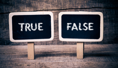 True or false - Activities to learn about fruits