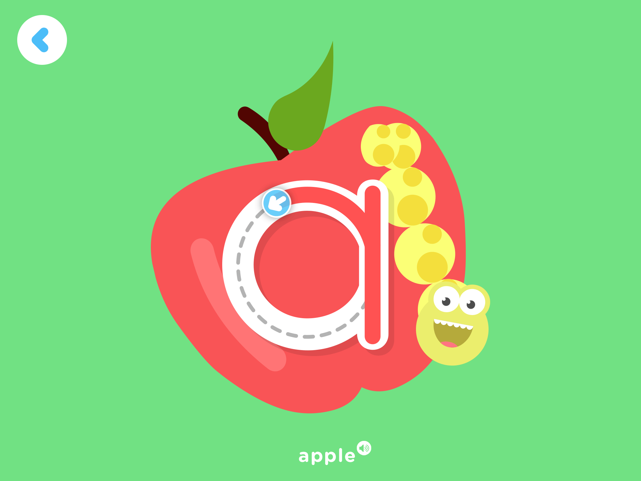 Fruits traceables - Activities to learn about fruits