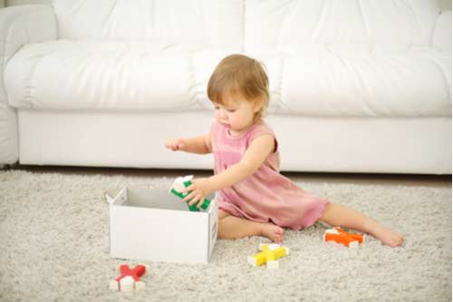 Where is the toy - Activities to learn prepositions