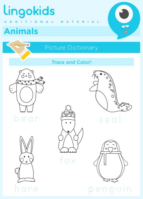 North pole printable activities