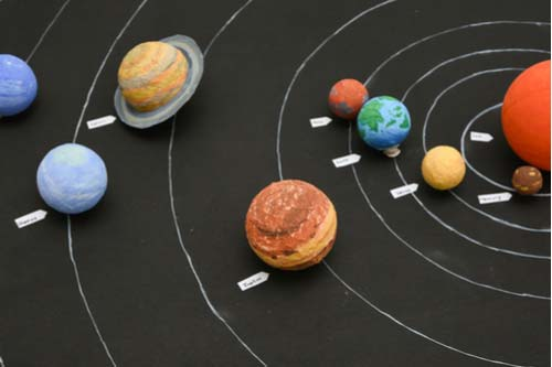 Build a Solar System at Home