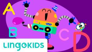 songs for kids - abc chant