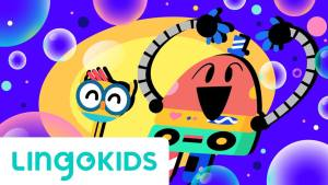 songs for kids - bubbles chant