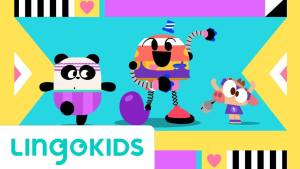 songs for kids - don't stop babybot