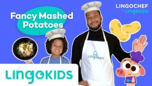 lingochef - mashed potatoes