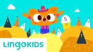 songs for kids - numbers song