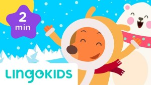 songs for kids - polar animals song